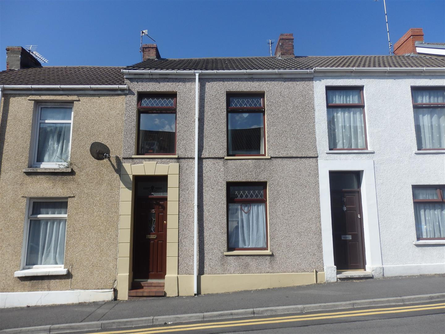 35 Marble Hall Road, Llanelli, Carmarthenshire